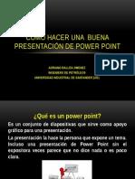 Como Hacer Una Buena Presentación de Power Point