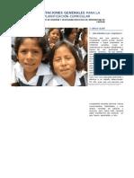 Orientaciones Planificación Curricular