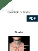 9 Clase (Semiologia Endocrina)