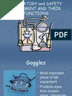 Lab Equipment Powerpoint