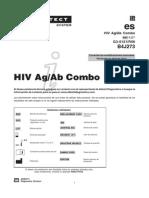 HIV COMBO