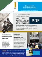 Asociacion Argentina de Interpretes,Boletín Nro 18.
