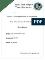 Tarea 1.- Historia Del Mantto.