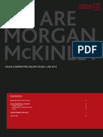 Morgan McKinley Sales & Marketing Salary Survey Guide - UAE 2014