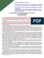 Abbe Bougaud Le Grand Peril de l.eglise de France Au Xixe Siecle