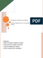 Organizaadsacion y Gerencia Matriz Foda