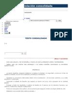 Constitución 1978. Boe a 1978 31229 Consolidado