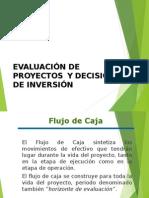 Evaluación de Proyectos y Toma de Decisiones