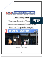 Hdfc Report Project