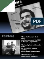 LL Presentation Ernesto Che Guvera