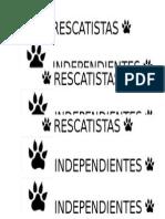 Rescatistas I