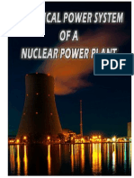Electrical Power System of a Nuclear Power Plant