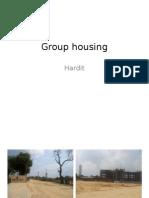 Group Housing presentation