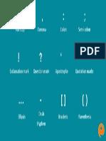Punctuation Summary