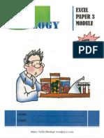 Excel Paper 3 Biology Form 4