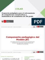 PROGRAMA DE FORTALECIMIENTO JORNADA ESCOLAR COMPLETA