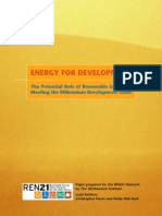 Renewable Energy in Devloping Countries