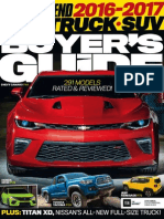 Motor Trend New Car Buyer's Guide - Annual 2016