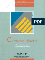 Carreteras Urbanas España