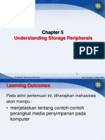 Chapter 5 - Storage Peripherals
