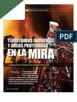Territorios Indigenas y Areas Protegidas en La Mira