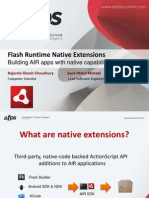 Native Extensions AFPS