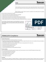 PD6662 2010 Compliance