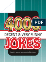 4000 Decent Very Funny Jokes