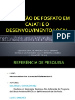 Mineração Em Cajati PDF