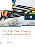 2014 Global State of Strategy