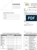 Form 138 Grade 4-6 (K to 12)