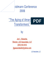 The Aging of America Transformers