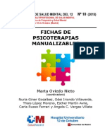 Oviedo Nieto (Coord) Fichas de Psicoterapias Manualizables