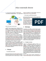 Interface Neuronale Directe