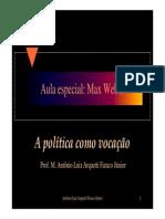 A pol-tica como voca--o.pdf