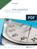 Disruptive Logistics