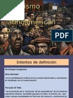 Populismo Latinoamericano Trabajo Final