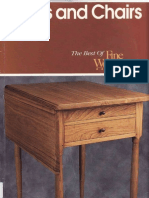 Fine Woodworking - Tables and Chairs