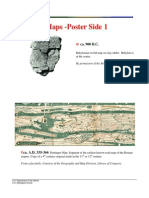 es  pictoral history of maps poster usgs
