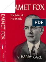 1952Emmet Fox the Man and His Work