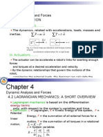 Chapter 4 - Dynamic Analysiss