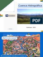 03 Cuencas Hidrograficas 2015-II