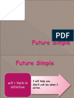 Future Simple - Explanation and Exercises