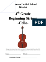 Complete Cello Book 2014