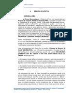 6.- Memoria Descriptiva PAMPAS 2015