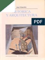 Retorica y Arquitectura