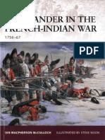Osprey - Warrior 126 - Highlander in the French-Indian War