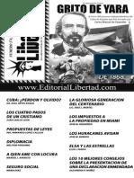 Editorial Libertad # 274 - SEPTIEMBRE 23, 201