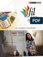 Programa FIL 2015