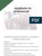 6.-Generalidades de Cardiovascular